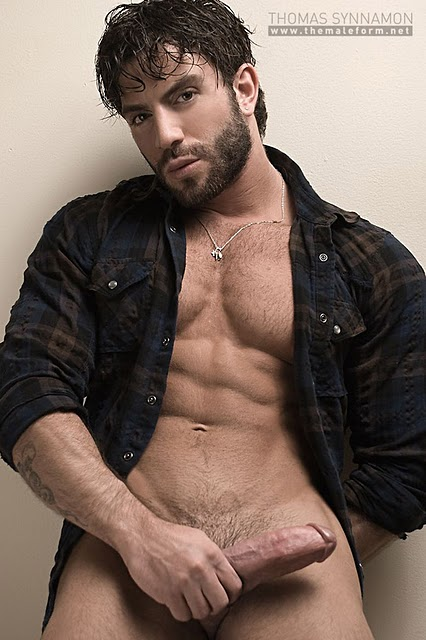 Anatomy of Man » Male Model Monday: Israeli Porn Star Avi Dar