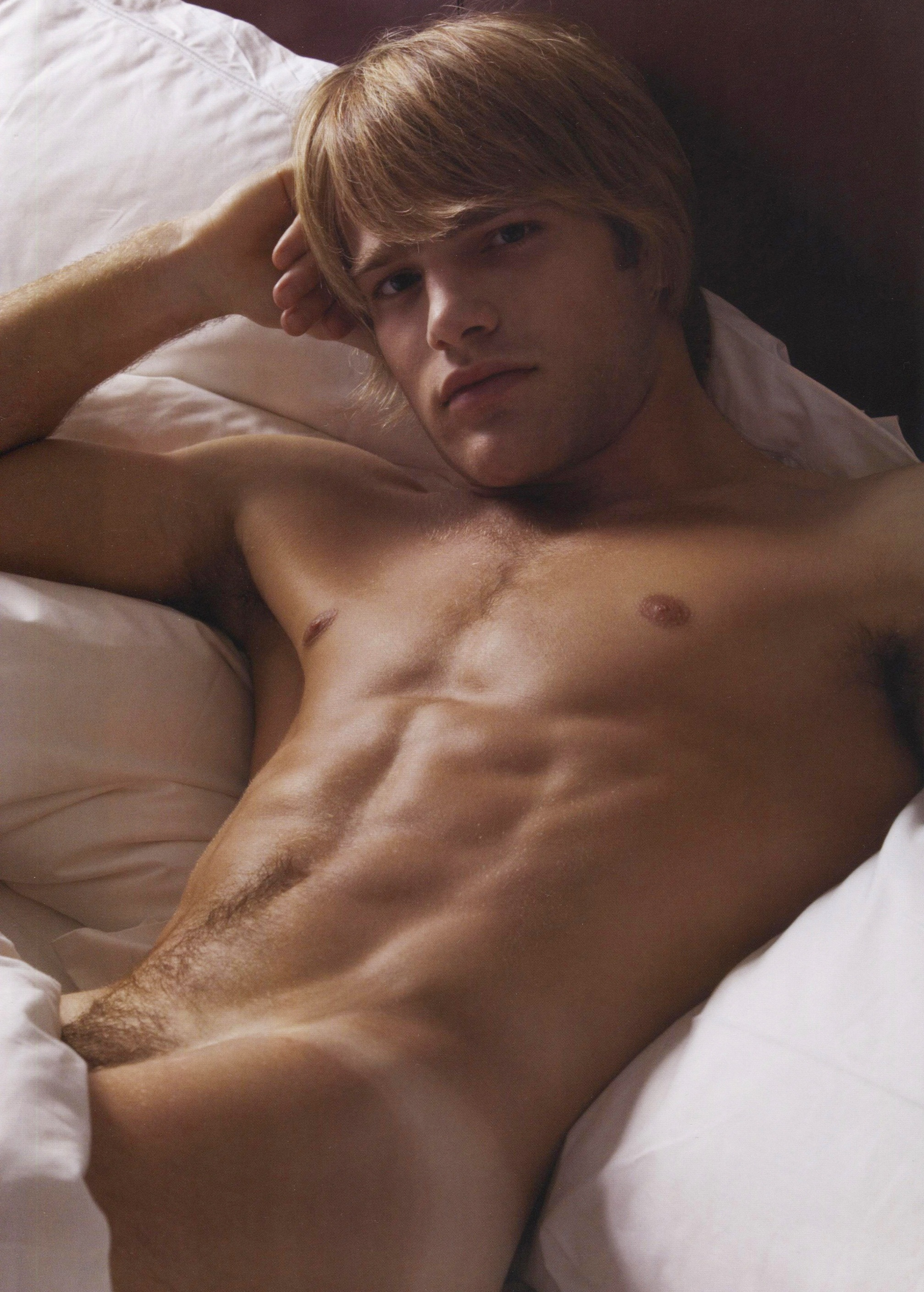 All personal Blonde male models naked sounds tempting