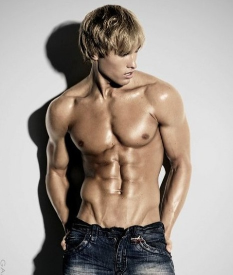 Random Male Beauties | Anatomy of Man