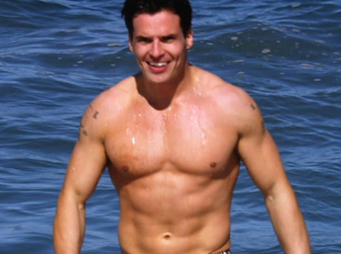 Antonio Sabato Jr | Anatomy of Man