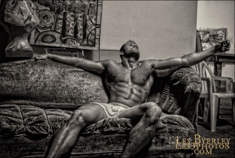 Les Byerley Photography | Anatomy of Man