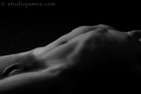 Robert James Photography | Anatomy of Man