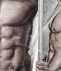 Andrew Beyers by Louis Botha | Anatomy of Man