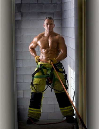 Hunk Firefighters | Anatomy of Man