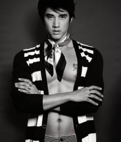 Mario Maurer | Anatomy of Man