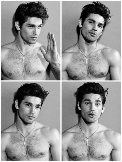 Justin Gaston | Anatomy of Man