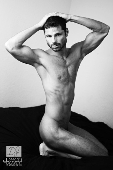 Alan Neri by Photographer Deon Jackson | Anatomy of Man
