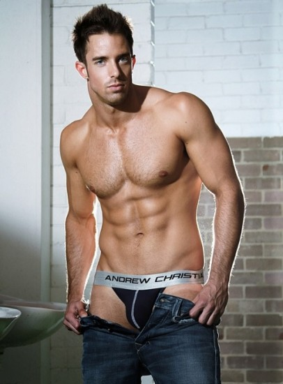 Andrew Christian Underwear | Anatomy of Man