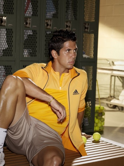 Sexy Tennis Player Fernando Verdasco | Anatomy of Man