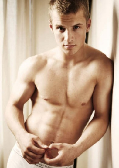 Freddie Stroma | Anatomy of Man