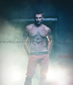 Latin American Actor/Model Julian Gil | Anatomy of Man
