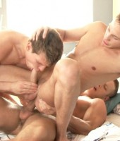 BelAmi - Zac Dehaan, Marcel Gassion and Gary Danton 2